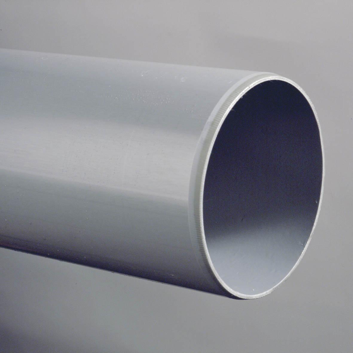 PVC stofzuiger buis 50 mm 5 meter 126 stuks