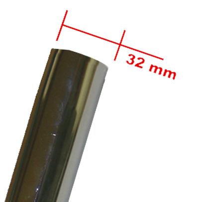 Slanghandgreep zonder schakelaar 32/35 mm