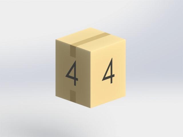 Slangset nut      9.5 m 4 stuks