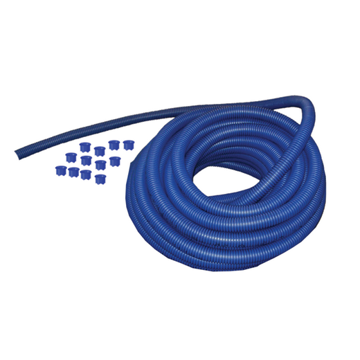 Centraflex 25 meter incl. 12 pieces pipe adapter